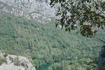 Zipline, Omis, Croatia