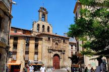 San Martin Church, Salamanca, Spain