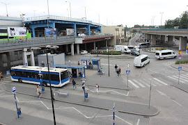 Автобусная станция   Kraków MDA