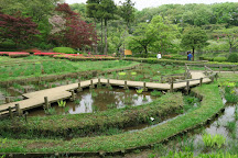 Yakushiike Park, Machida, Japan