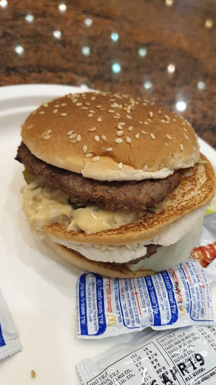 Mcdonald's - Assaf Mall Be'er Ya'akov - Hamburger Chain - easy