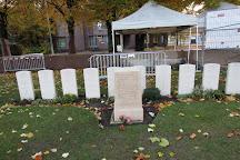 Ypres Resevior Cemetery, Ieper (Ypres), Belgium