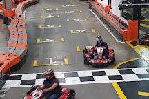 Indoor Kart La Pista, Bogota, Colombia