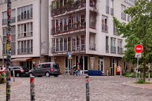 Berliner Betruger, Hamburg, Germany