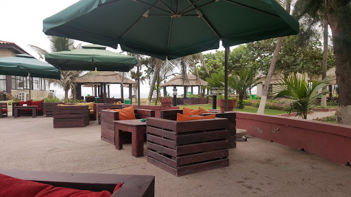Hotel et Plage Ramatou