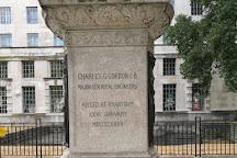 Charles George Gordon Statue, London, United Kingdom