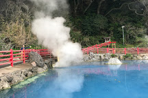 Hells of Beppu, Beppu, Japan