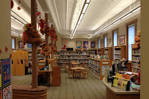 Sage Branch Library, Bay City, United States