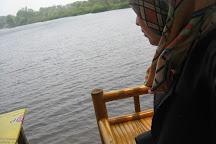 Dendam Tak Sudah Lake, Bengkulu, Indonesia