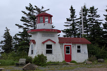 Cape d'Or Lighthouse, Advocate Harbour, Canada