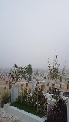 Al Quoz cemetery مقبرة القوز dubai UAE