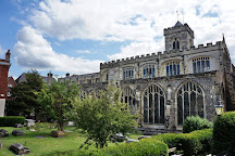 The Parish Church of St Thomas and St Edmund, Salisbury, United Kingdom