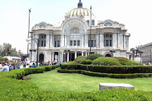 Palacio de Bellas Artes, Mexico City, Mexico