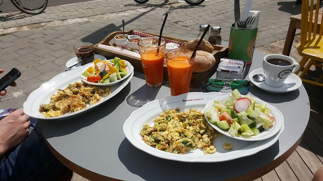 Landwer Cafe - Florentin 4