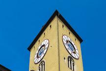 Altes Rathaus, Regensburg, Germany