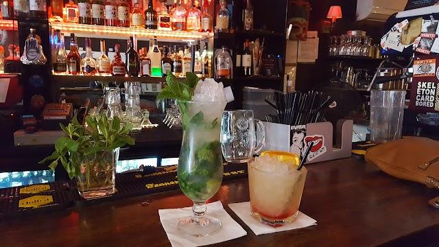 Monty's Bar & Lounge, Brick Lane