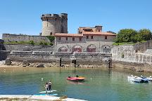 Digue de Socoa, Ciboure, France