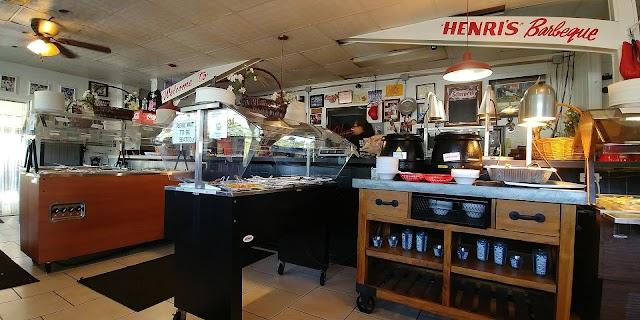 Henri's Hotts Barbeque