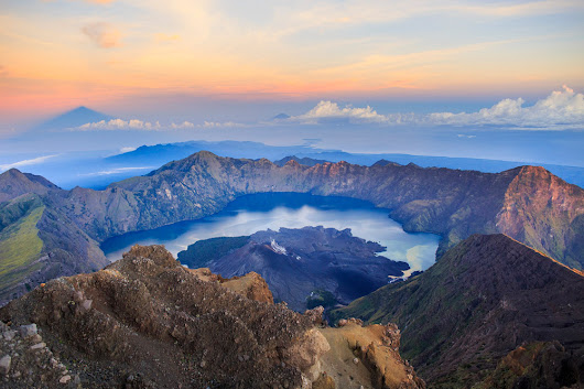 Google review of Mount Rinjani by Climbing Mount Rinjani