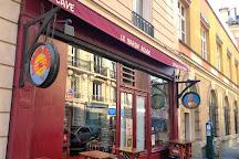 Baron Rouge (Le), Paris, France