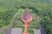 Wat Pa Khao Noi, Buriram, Thailand