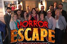 Horror Escape, Victoria, Canada