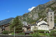 Sant Esteve d'Andorra la Vella, Andorra la Vella, Andorra
