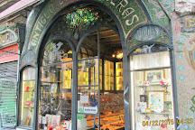 Escriba Rambla, Barcelona, Spain