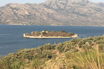 Lake Bafa Nature Park, Milas, Turkey