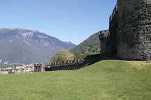 Castello di Montebello, Bellinzona, Switzerland