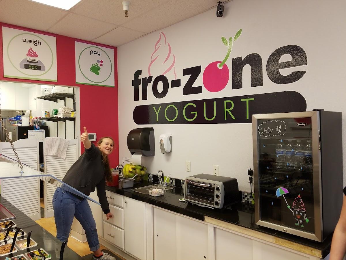 Fro-Zone Frozen Yogurt 1389 Monmouth St Image