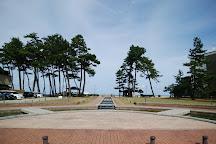 Kaike Seaside Park, Yonago, Japan
