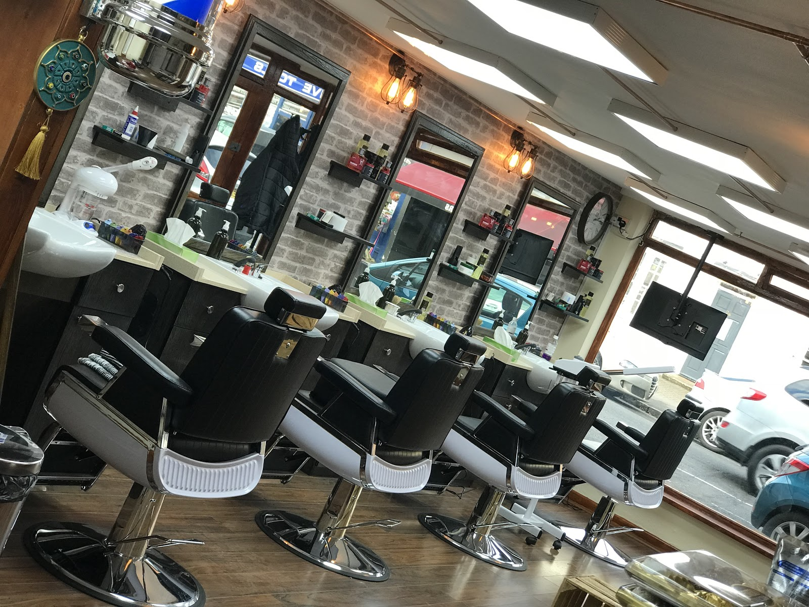 First Class Barbers Advanced Male Grooming