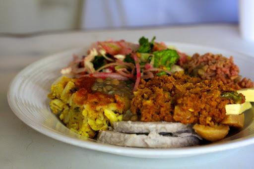 Mokocho Vegetarian Cuisine