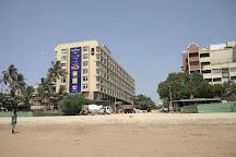 Juhu Beach, Mumbai, India