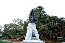 Monument Lermontov M.Yu., Kislovodsk, Russia
