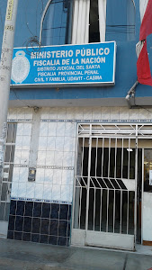 FISCALIA PROVINCIAL PENAL CIVIL Y FAMILIA UDAVIT- CASMA 0