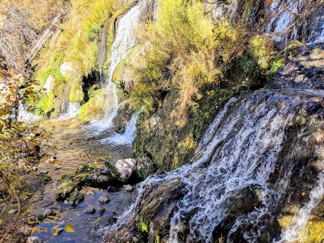 Goldbug Hot Springs Trailhead
