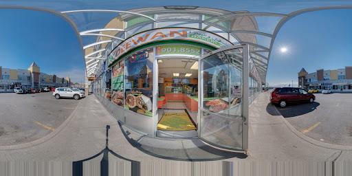 AL'DEEWAN HALAL MANAKEESH BAKERY & PIZZA - NOW OPEN | Toronto Google Business View