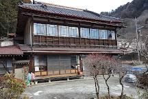 Kanazakura Shrine, Kofu, Japan
