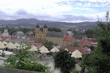 Kostol Notre Dame, Trencin, Slovakia