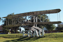 Wright Flyer Sculpture, Daytona Beach, United States