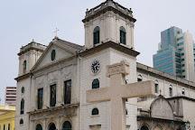 Cathedral Square, Macau, China