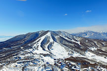 Madarao Kogen Ski Resort, Iiyama, Japan