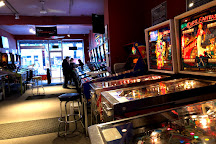Modern Pinball NYC Arcade, Party Place and Museum, New York City, United States