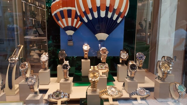 Zinzalian, Roupen, & Co. O.E. ADONIS, ROLEX WATCHES