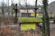 Kletterwald Thale, Thale, Germany