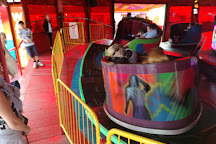 Ocean Beach Pleasure Park, South Shields, United Kingdom