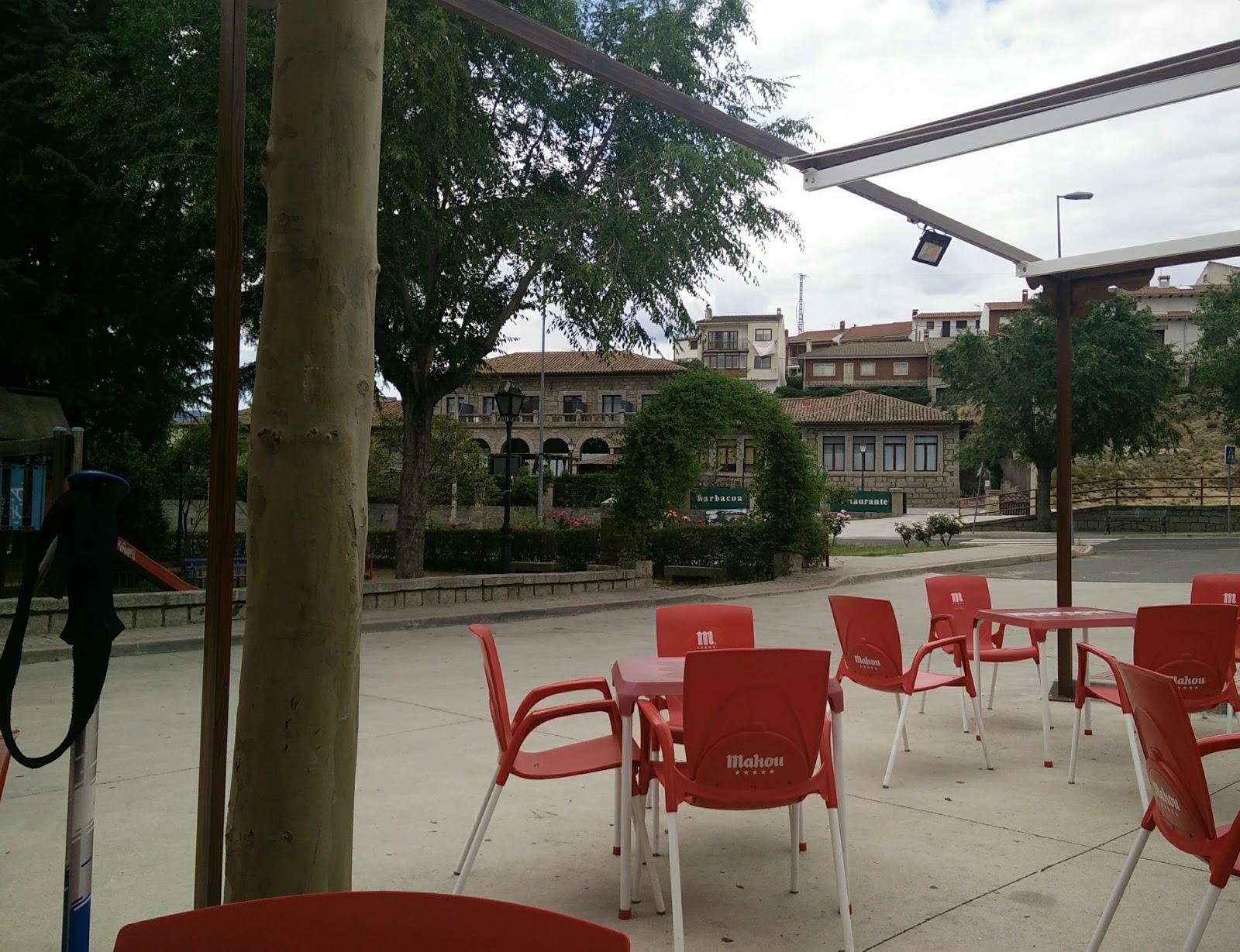 Restaurante El Linar Del Zaire