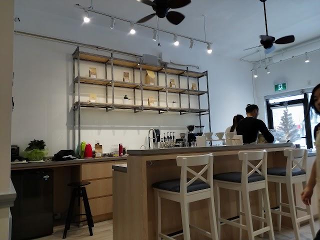 Platform Espresso Bar